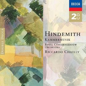 Hindemith: Kammermusik, 00028947372226