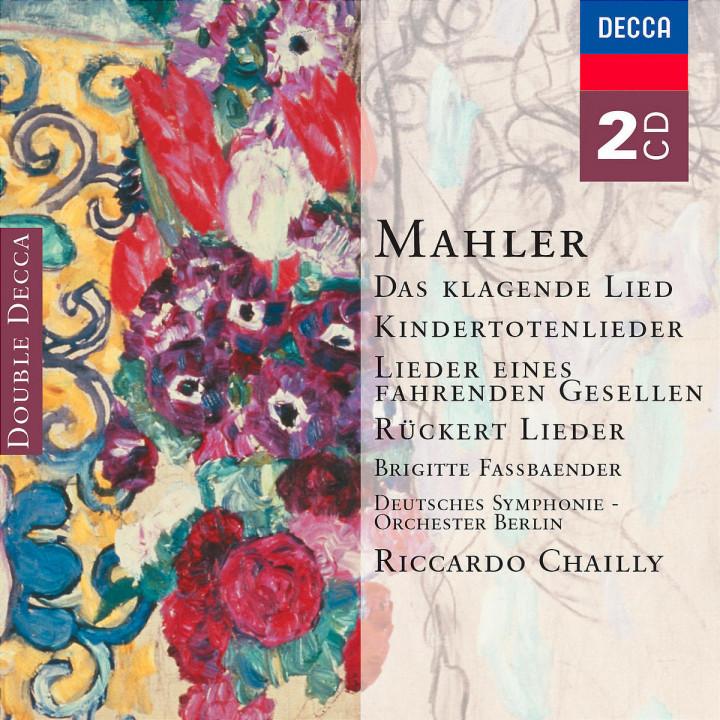 Mahler: Das klagende Lied; Rückert-Lieder; Kindertotenlieder; Lieder eines fahrenden Gesellen etc. 0028947372529