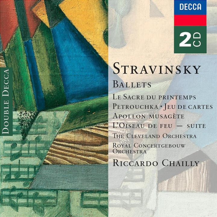 Stravinsky: Ballets 0028947373128