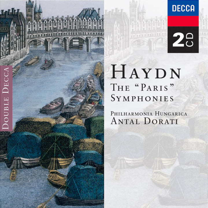 Haydn: The Paris Symphonies 0028947380128