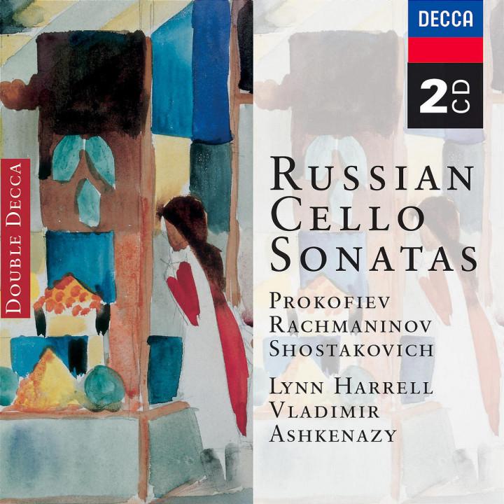 Russische Cellosonaten 0028947380726