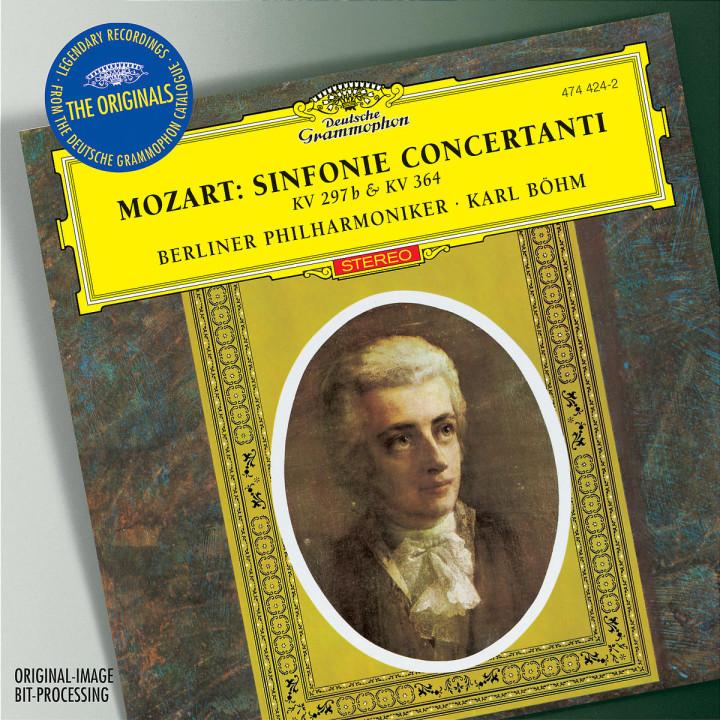 Mozart: Sinfonie concertanti 0028947442428