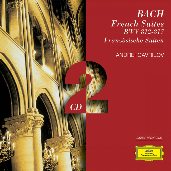 Bach, J.S.: French Suites 0028947446020