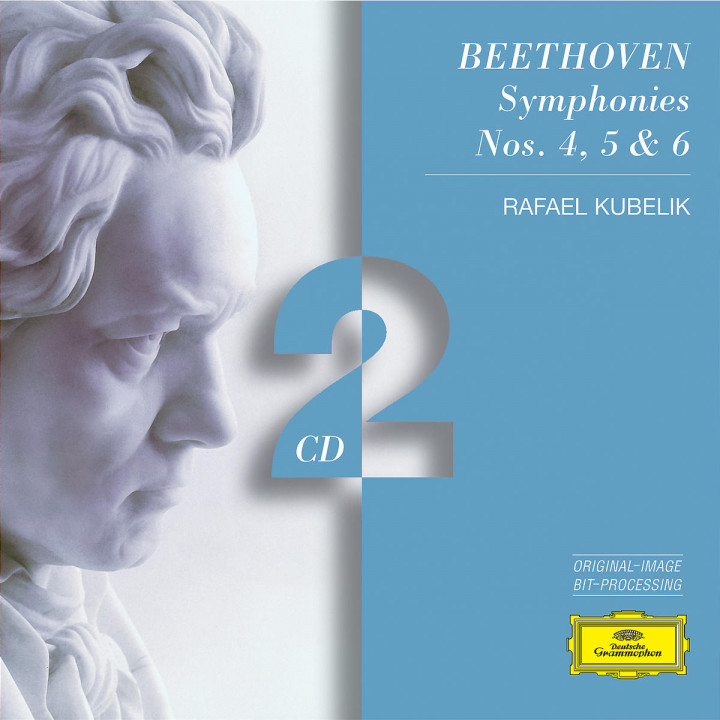 Beethoven: Symphonies Nos.4, 5 & 6 0028947446329