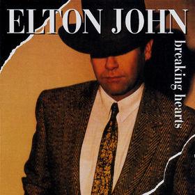 Elton John, Breaking Hearts, 00044007711125