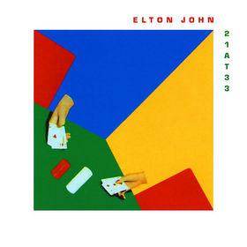 Elton John, 21 At 33, 00044007711422