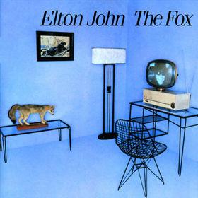 Elton John, The Fox, 00044007711323