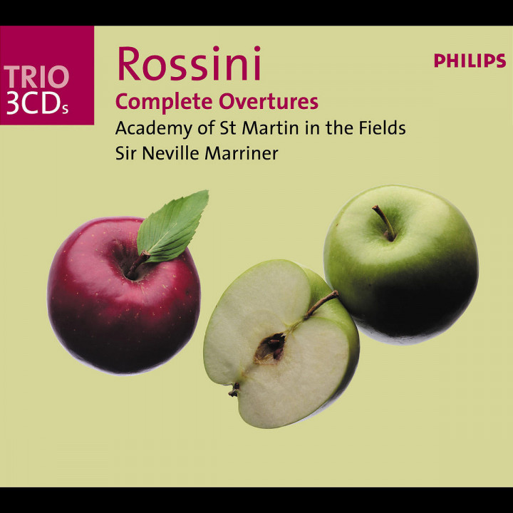 Rossini: Complete Overtures 0028947396725
