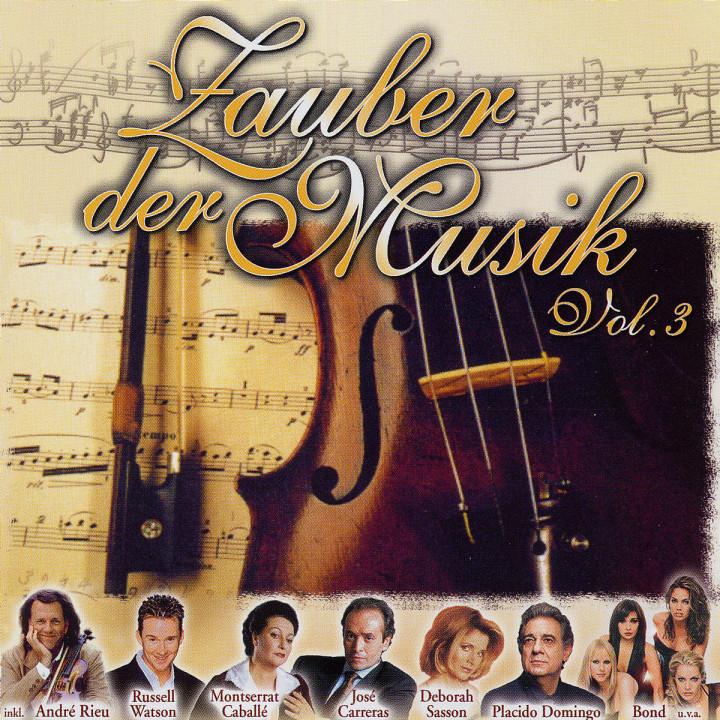 Zauber der Musik (Vol. 3) 0028947609230