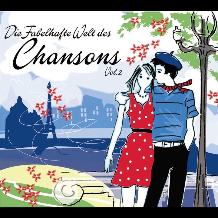 Die Fabelhafte Welt Des Chansons Vol. 2 0602498074271