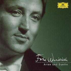 Claudio Monteverdi, Wunderlich: Opernarien & Duette, 00028947451822