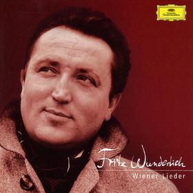 Wunderlich: Wiener Lieder, 00044007621721