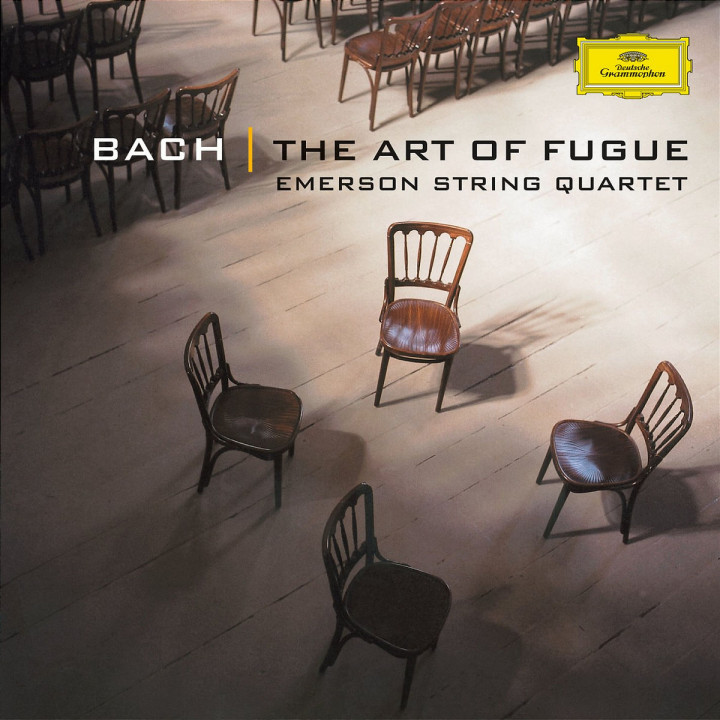 Bach, J.S.: The Art of Fugue - Emerson String Quartet 0028947449528