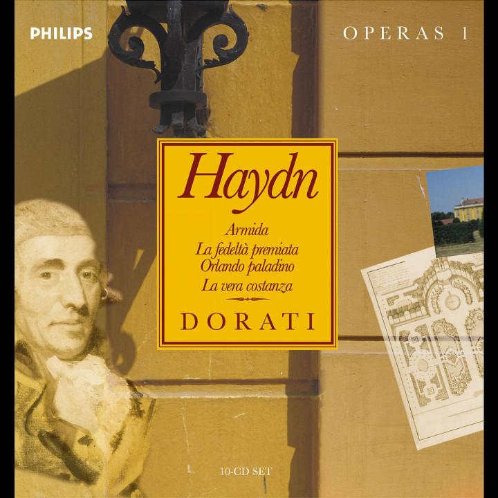 Haydn: Operas, Vol.1 0028947347628