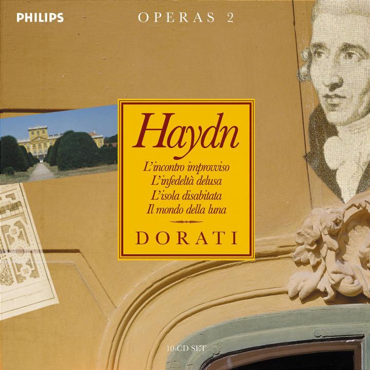 Haydn: Operas, Vol.2 0028947385123