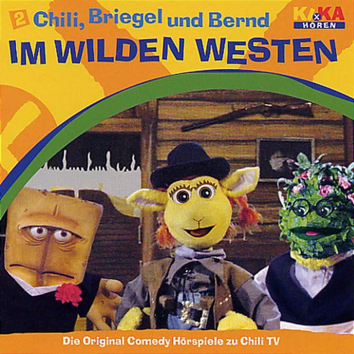 Vol. 2: Im Wilden Westen 0044006723527