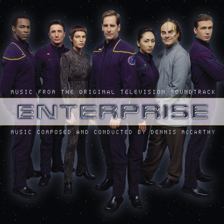 Star Trek: Enterprise - orginal motion picture soundtrack 0028947099921