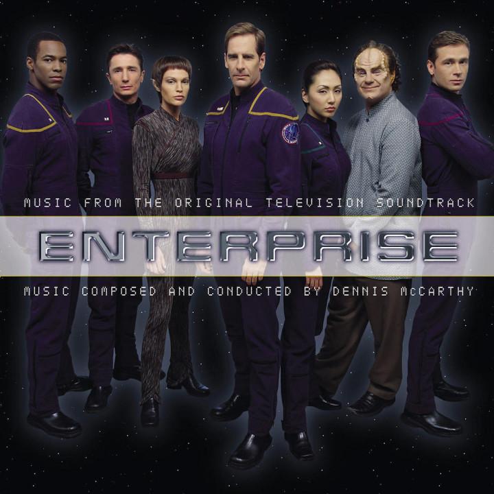 Star Trek: Enterprise - orginal motion picture soundtrack 0028947099921
