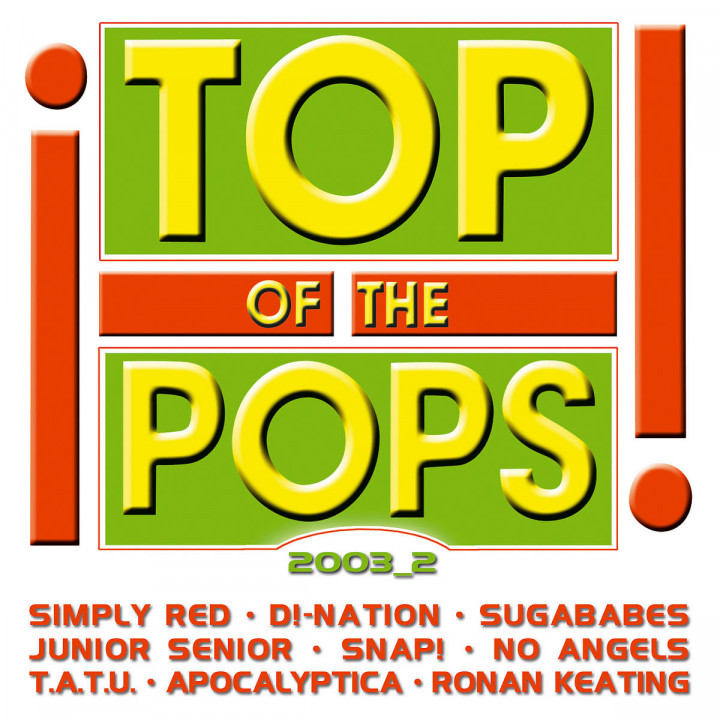 Top Of The Pops 2003 (Vol. 2) 0602498082593