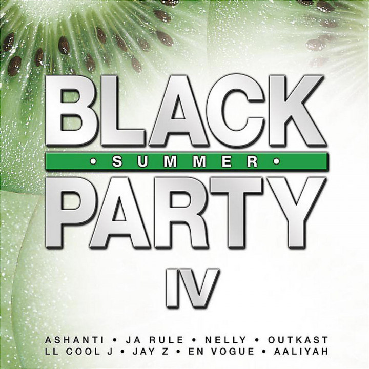 Black Summer Party (Vol. 4) 0602498087130