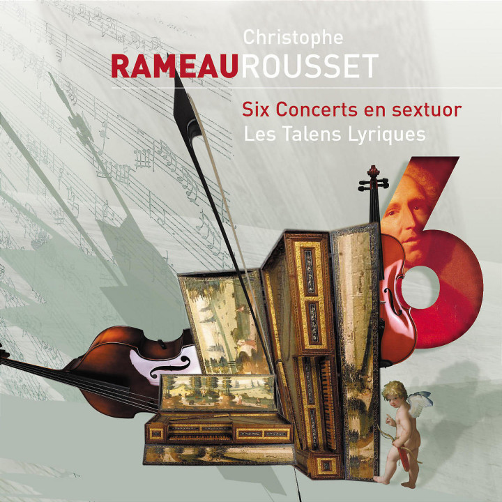 Rameau: Six Concerts en sextuor 0028946769926