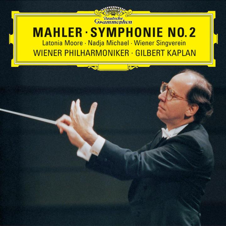 Mahler: Symphony No. 2 0028947438029