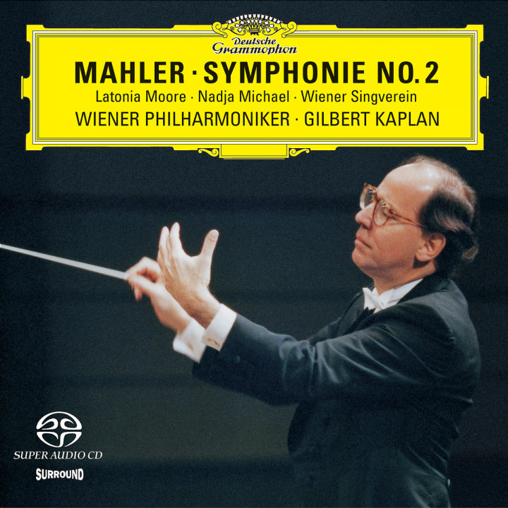 "Mahler: Symphony No. 2 ""Ressurrection"" 0028947459428"