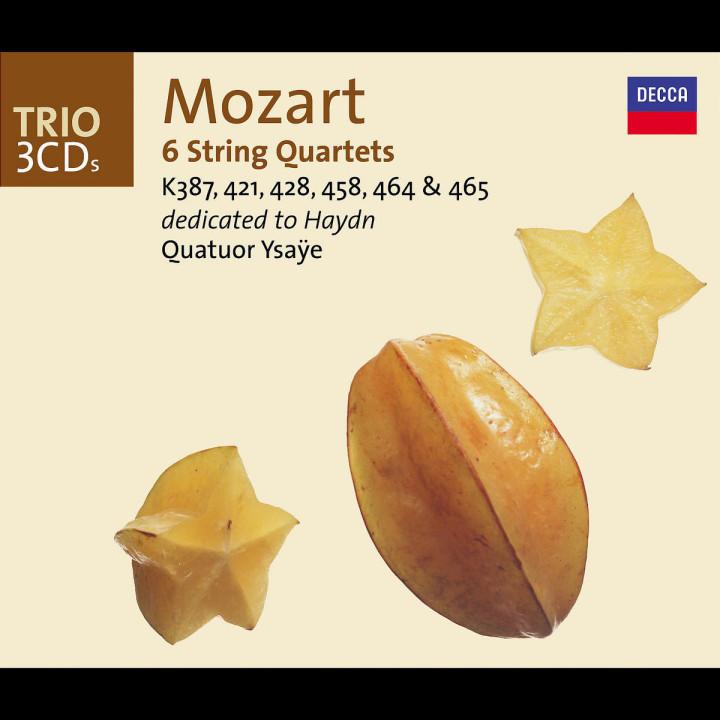 """Mozart: """"Haydn"""" String Quartets 0028947396323"""