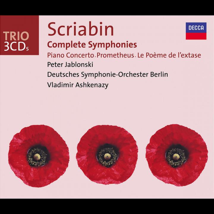 Scriabin: Complete Symphonies / Piano Concerto, etc. 0028947397128