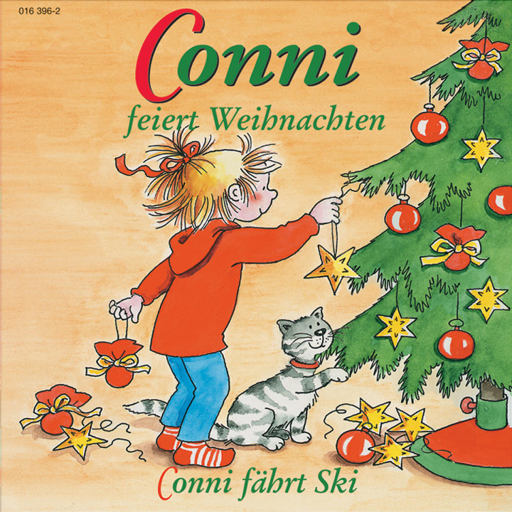 Conni feiert Weihnachten / Conni fährt Ski 0044001639623