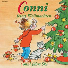 Conni, 06: Conni feiert Weihnachten / Conni fährt Ski, 00044001639623