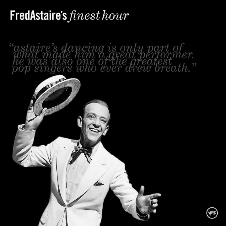 Fred Astaire's Finest Hour 0044007621826