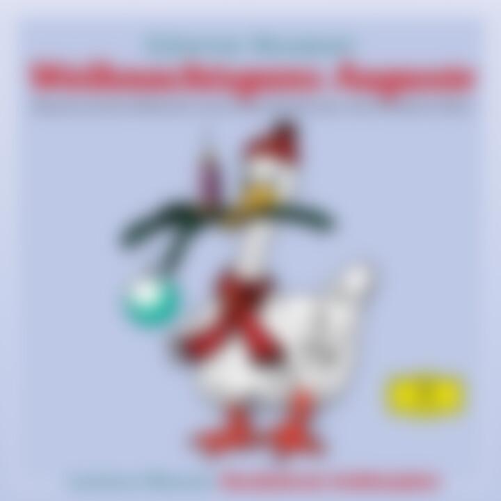 Die Weihnachtsgans Auguste 0602498086933