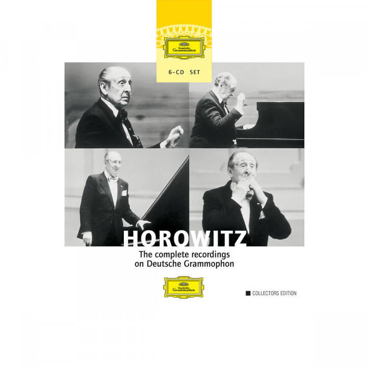 Horowitz: Complete Recordings on Deutsche Grammophon 0028947437028