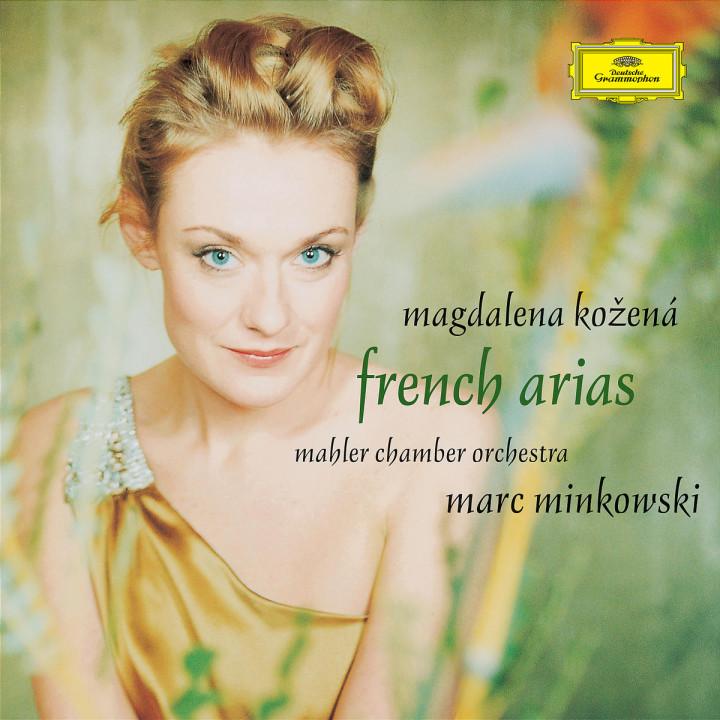 French Arias - Magdalena Kozena / Mahler Chamber Orchestra / Marc Minkowski 0028947421421