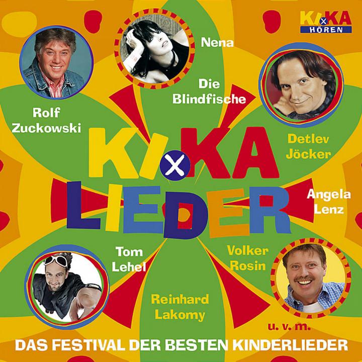 KI.KA Lieder 0602498085024