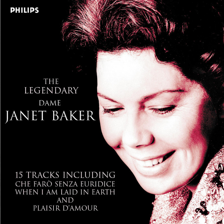 The Legendary Dame Janet Baker 0028947515629