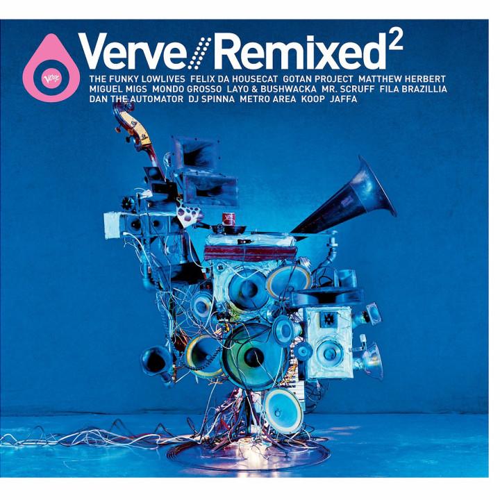Verve Remixed 2 0602498603035