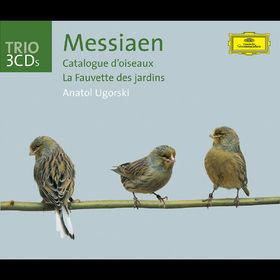 Olivier Messiaen, Catalogue d'oiseaux, La Fauvette des jardins, 00028947434528
