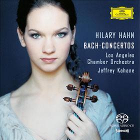 Johann Sebastian Bach, Violinkonzerte, 00028947463924