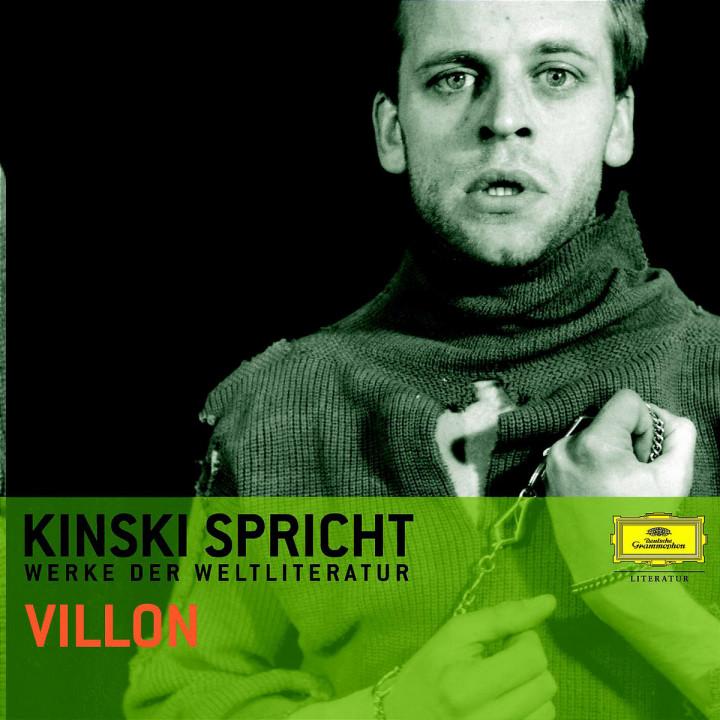 Kinski spricht Villon 0602498003855