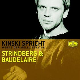 August Strindberg, Kinski spricht Strindberg und Baudelaire, 00602498003886