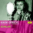 Friedrich Schiller, Kinski spricht Schiller, 00602498003909