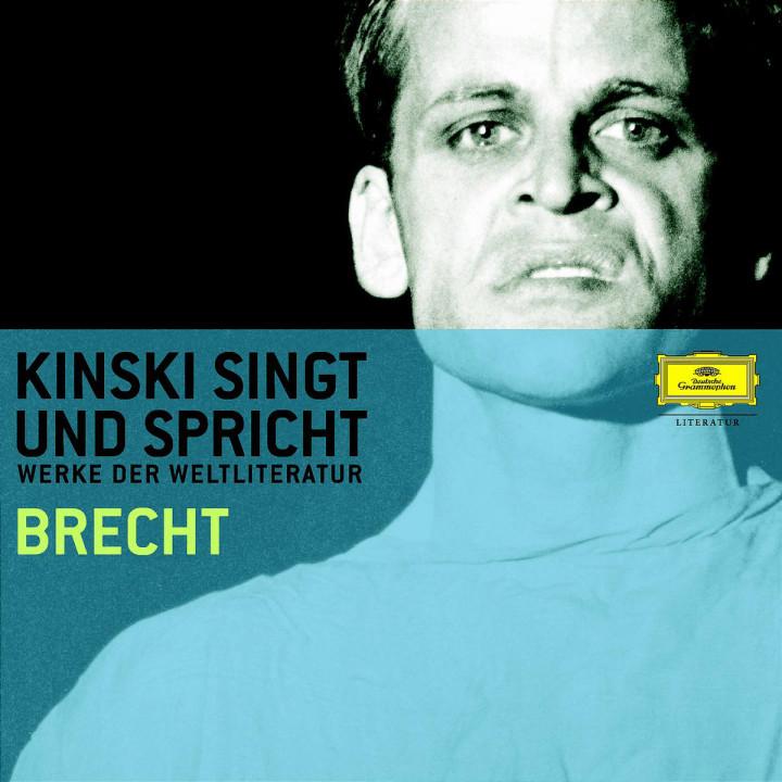 Kinski singt und spricht Brecht 0602498003914