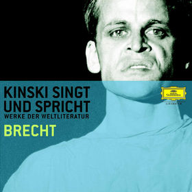 Bertolt Brecht, Kinski singt und spricht Brecht, 00602498003916