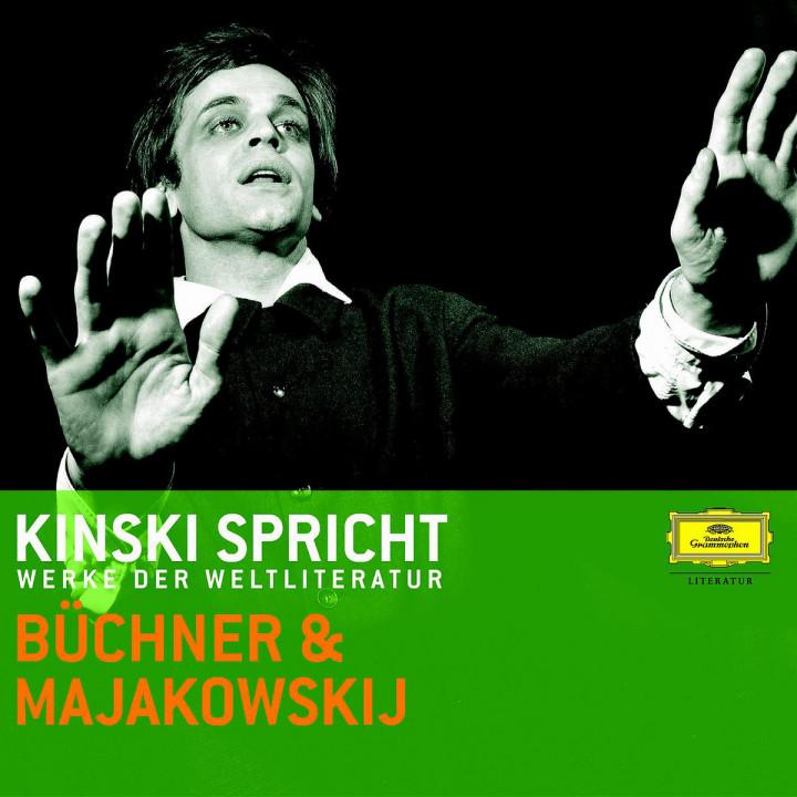 Kinski spricht Büchner und Majakowski 0602498003936