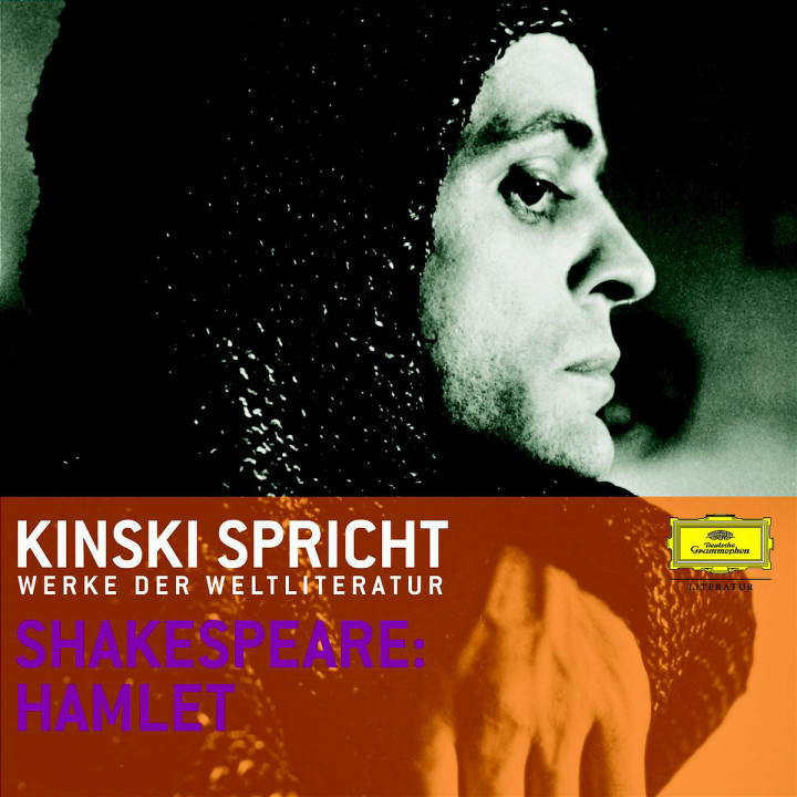 Kinski und Ensemble: Shakespeare 1: Hamlet 0602498004029
