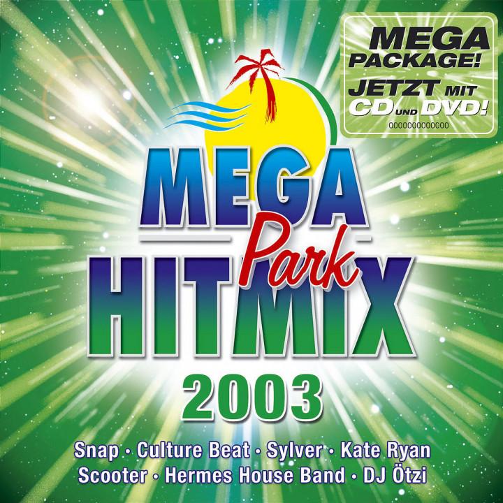 Megapark Hitmix 2003 0602498099733