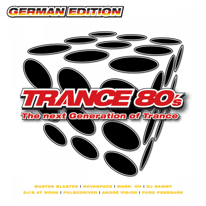 Trance 80's -The German Party Edition 0044003963120