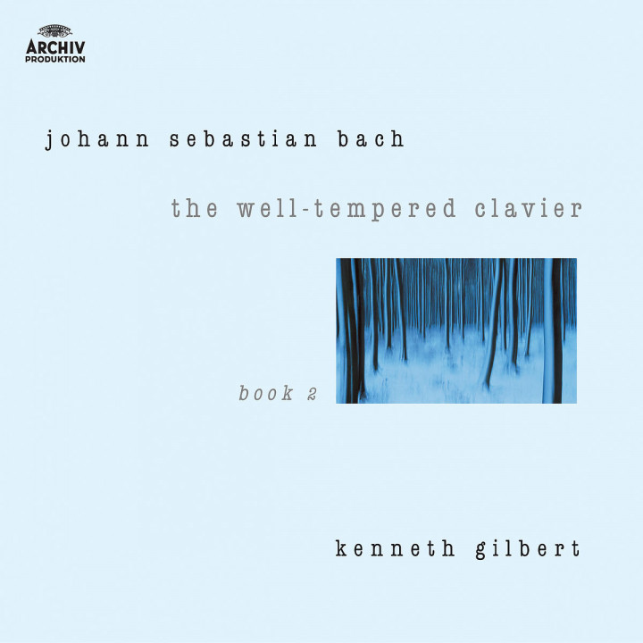 J.S. Bach: The Well-Tempered Clavier Book II 0028947454629